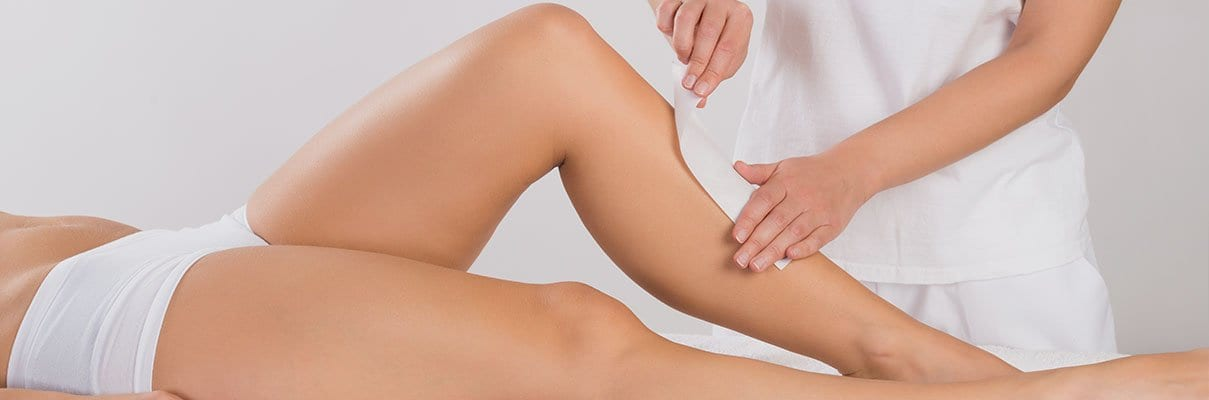 Waxing in Chelmsford, Essex
